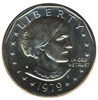 1979 Dollar Coins